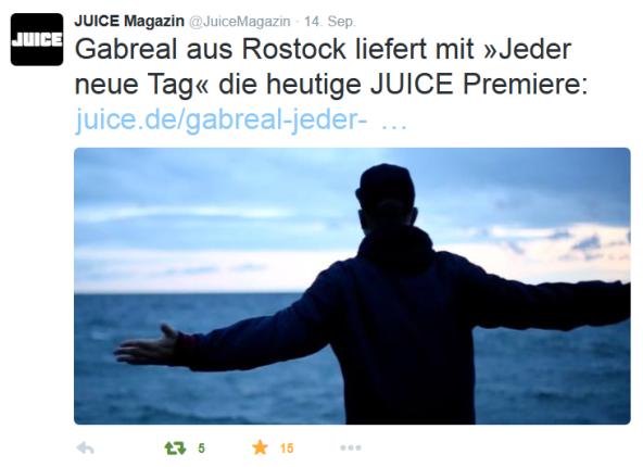 juice tweet